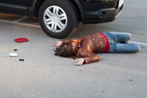 Auto Accidents with Pedestrians
